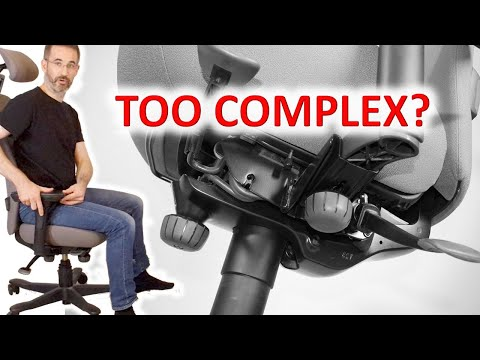 Posture Therapist Explains How To Adjust Your Office Chair | Get The Best Of Your Ergo Swivel Chair