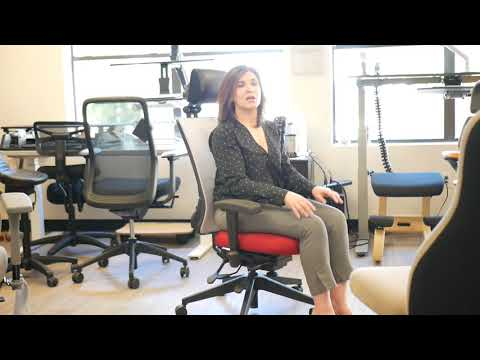 How to Tilt your Office Chair Back
