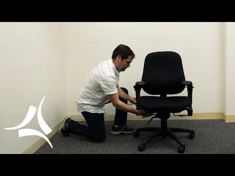 How to Adjust an Ergonomics Office Chair
