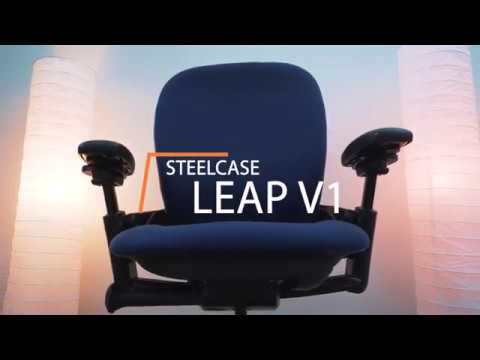 My Setup Ep 1: Steelcase Leap Chair