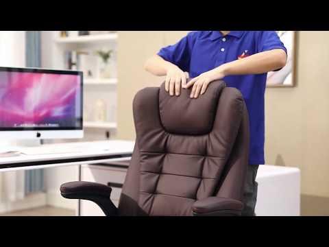 HOMCOM Office Chair