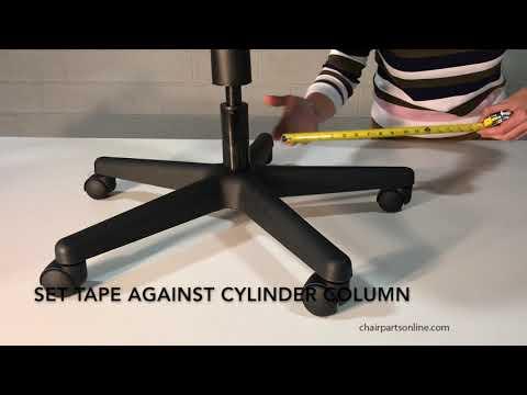 Office Chair Base Measurements - chairpartsonline