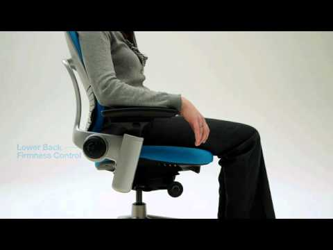 Leap chair - adjustability