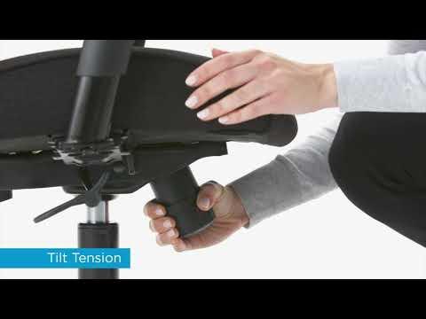 How to adjust your Tilter chair mechanism
