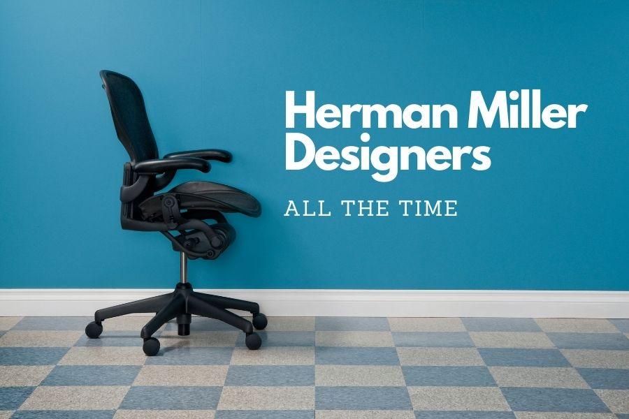 herman miller designers