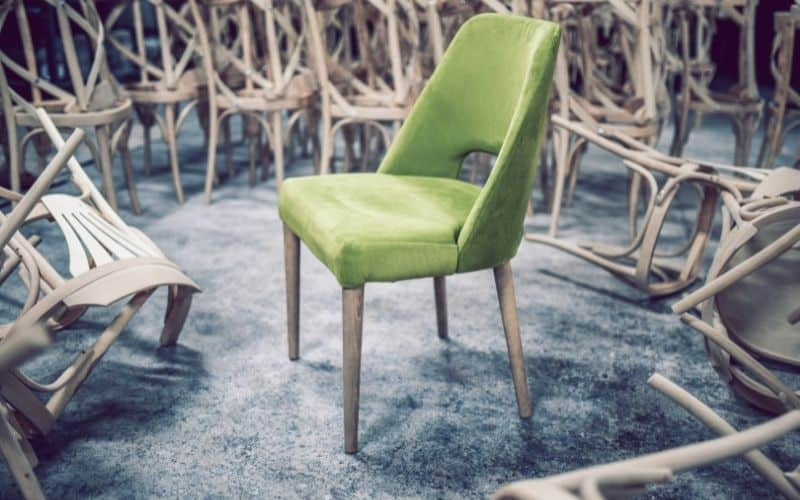Manufacture chairs