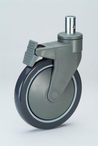 Reverse-Locking Caster
