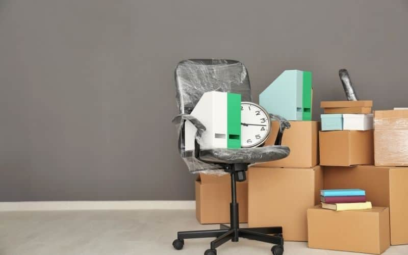 pack an office chair