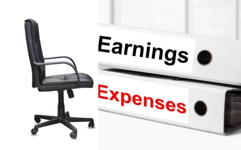 Expense of an Office Chair